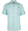 Ascension Bay Microfiber Button Up