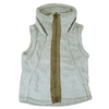 Kit's Sister Ladies Fur Fleece Vest