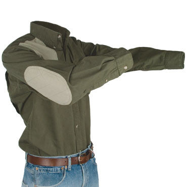 The Original Sportsman Shooting Shirt w/ Elbow Patch