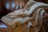 Fur Fleece Throw