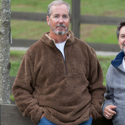 Kit Carson Half-Zip Pullover Fleece