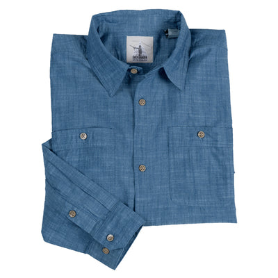 Little Joe Chambray Shirt