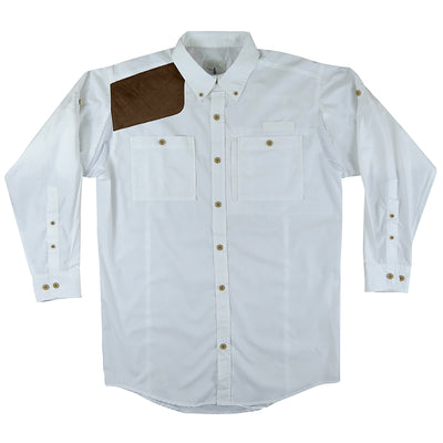 The Solid Hybrid Lodge Hunting Shirt