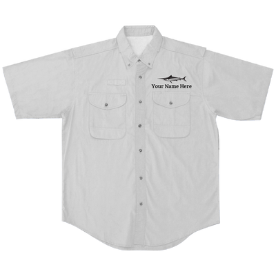 Custom Fishing Shirt - Marlin (Short Sleeve)