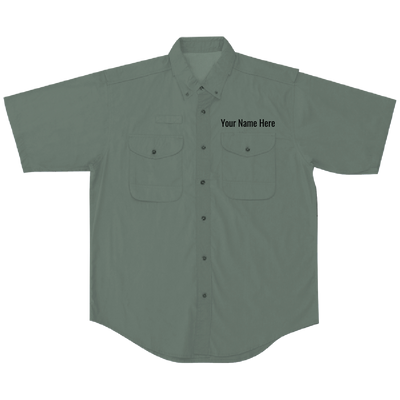 Customized Classic Fishing Shirt