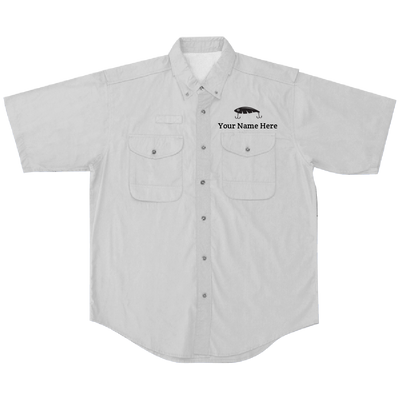 Custom Fishing Shirt - Fishing (Short Sleeve)