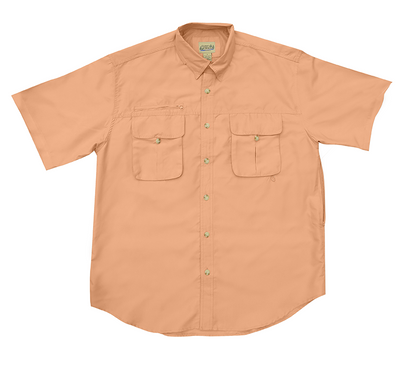 Hemingway Performance Fishing Shirt - Short Sleeve