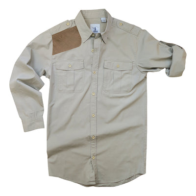 Teddy's Safari Hunting Shirt