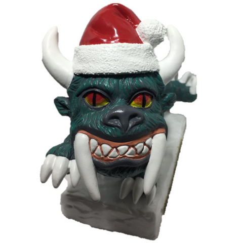 Holiday Hodag Bobblehead