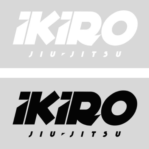 IKIRO SIGNATURE DECALS