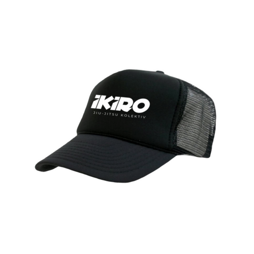 IKIRO TRUCKER BLACK