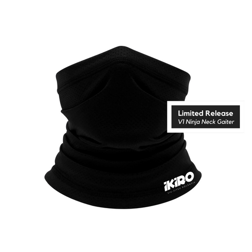 V1 NINJA NECK GAITER - BLACK
