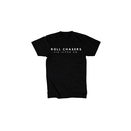 ROLL CHASERS TEE BLACK
