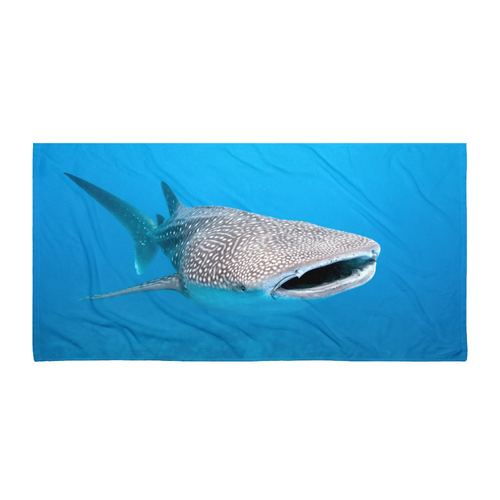 Whale Shark Beach Towel - KOBU.US
