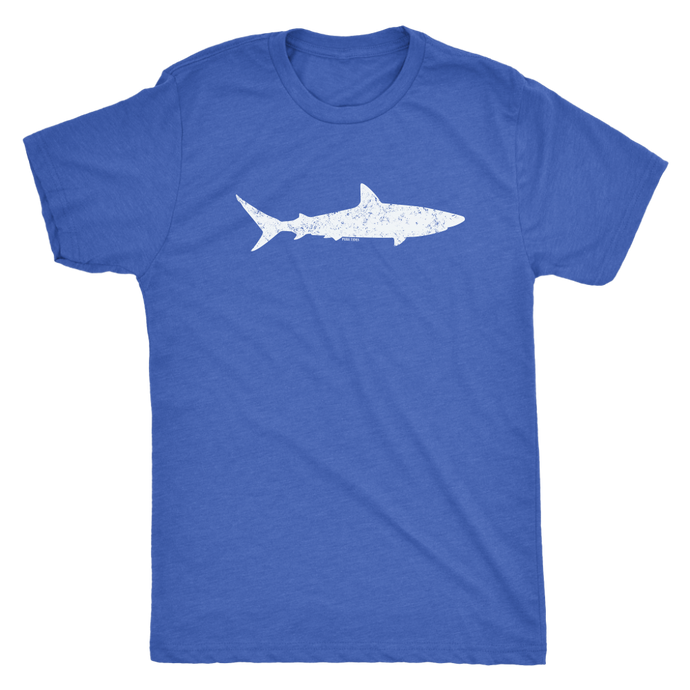 Shark Retro Vintage Men's T-Shirt - KOBU.US