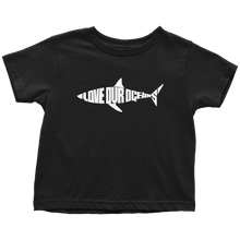 Love Our Oceans Toddler T-Shirt - KOBU.US
