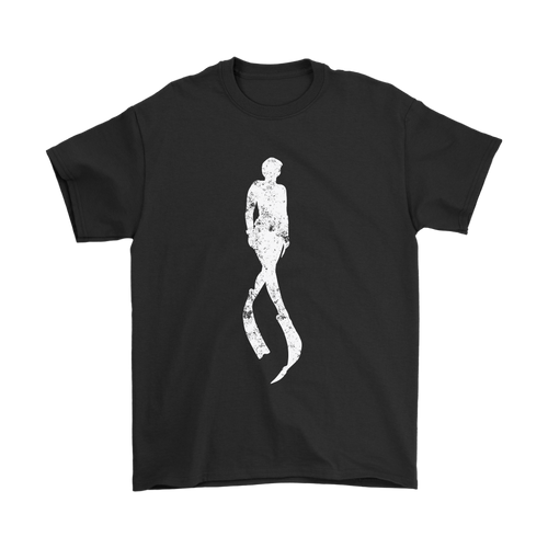 Vintage Style Freediver Men's T-Shirt - KOBU.US