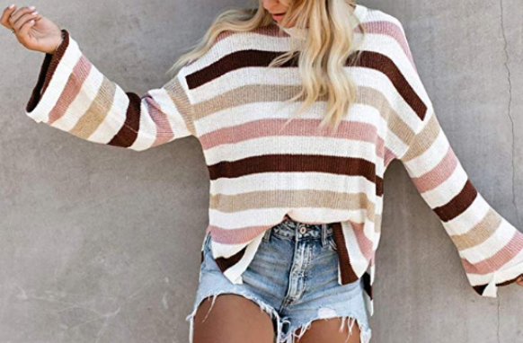 Striped Sweaters