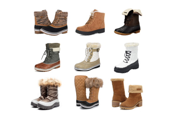 Style Quiz:  Winter Boots