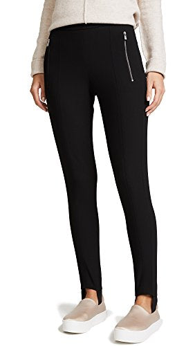 Whistles Zip Front Stirrup Trousers