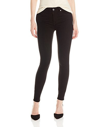 7 For All Mankind High-Waist Slim Illusion Skinny Jeans