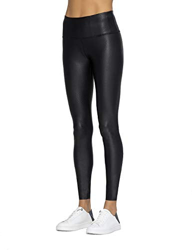 AJISAI Fashion Faux Leather Leggings