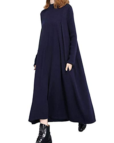 AUDATE Oversized Dresses