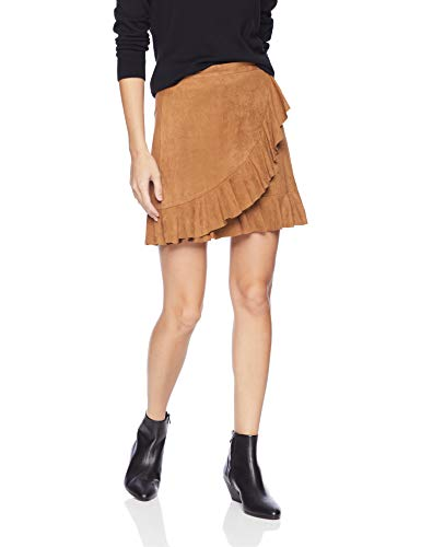 BB Dakota It's a Vide Ruffle Skirt