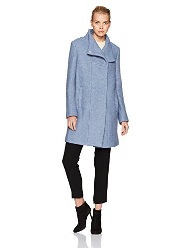 Kenneth Cole Boucle Coat
