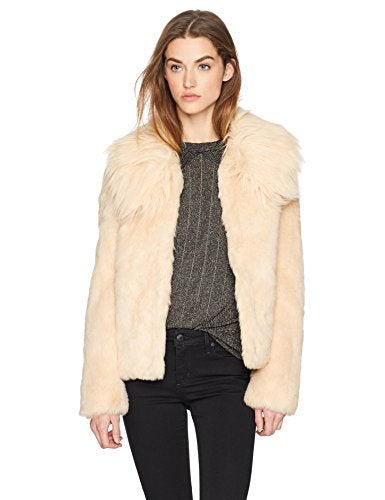 Guess Agata Faux Fur Coat