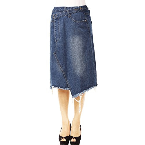 NONOSIZE Denim Skirt