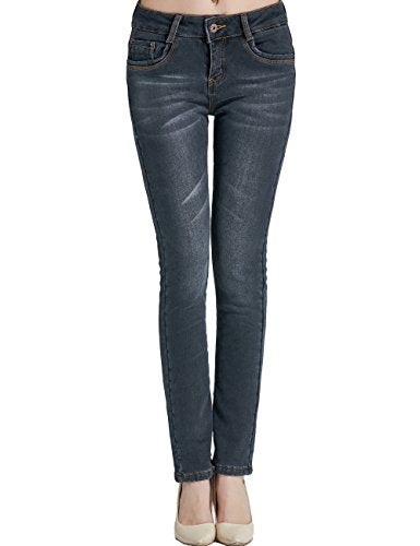 Camii Mia Slim Fit Thermal Jeans