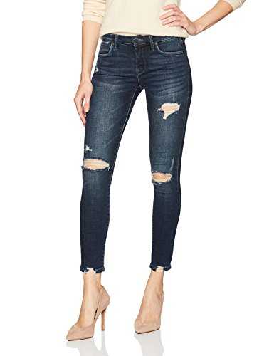 [BLANKNYC] Denim Distressed Skinny