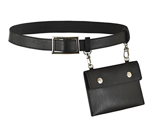 Fanny Pack Belt With Purse Pocket