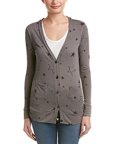 C&C California Star Print Cardigan