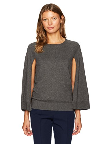 Trina Turk Fern Dell Cape Cotton Sweater