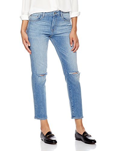 Madison Denim Monroe Slim Straight Jean Retro Look