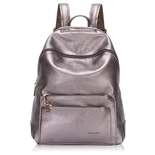 Hynes Victory Faux Leather Backpack