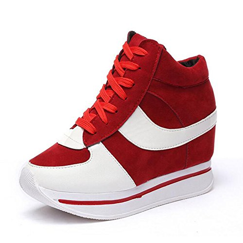 Tangle Wedge Hidden Sneaker