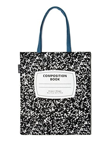 Out of Print Literary and Book-Themed Canvas Tote