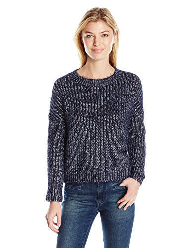Noisy May Glow O-Neck Knit Sweater