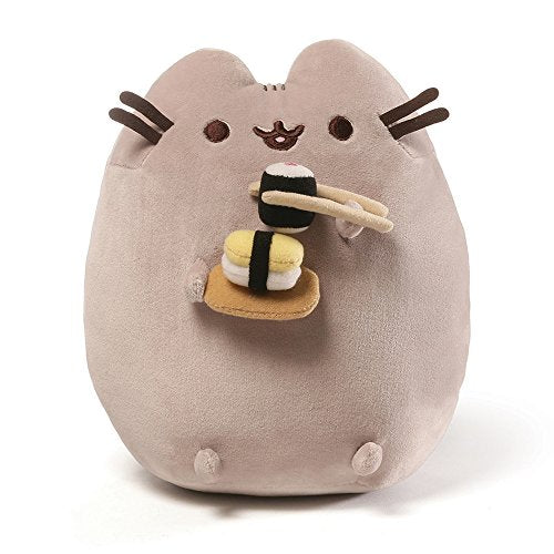 Gund Pusheen Sushi Snackable Plush Toy