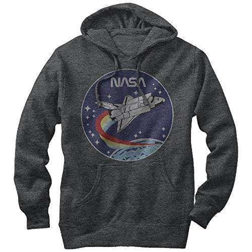 NASA Space Rocket Hoodie