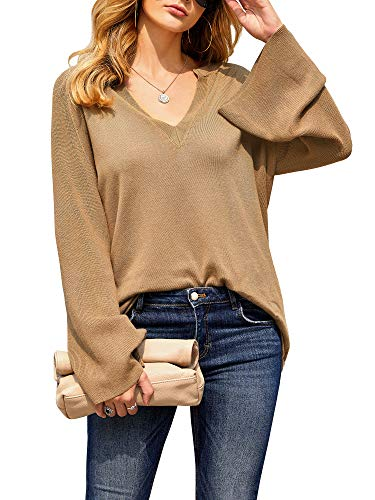 Pxmoda Lightweight Bell Sleeve Knit Sweater