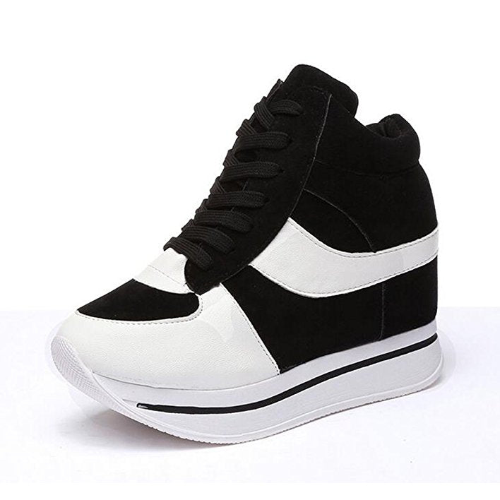 Tangle Wedge Sneaker