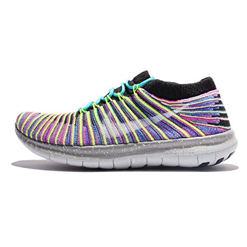 Nike Free Running Motion Flyknit Shoes