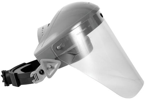 JSP Martcare Premium Faceshield - Economical Face Protection - Complete Unit - [JS-AFP061-230-400]