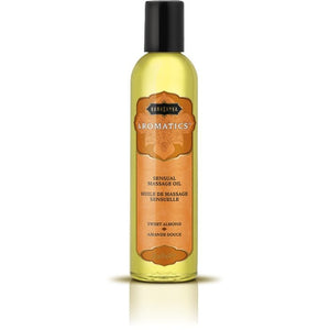 Kama Sutra Aromatics Massage Oil 2oz - Sweet Almond