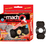 The Macho Stallions Partner's Pleasure Cock Ring