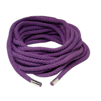 Fetish Fantasy Japanese Silk Rope - Purple